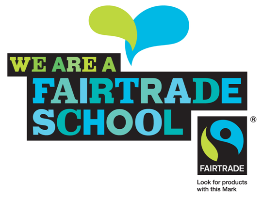 We are Fairtrade School